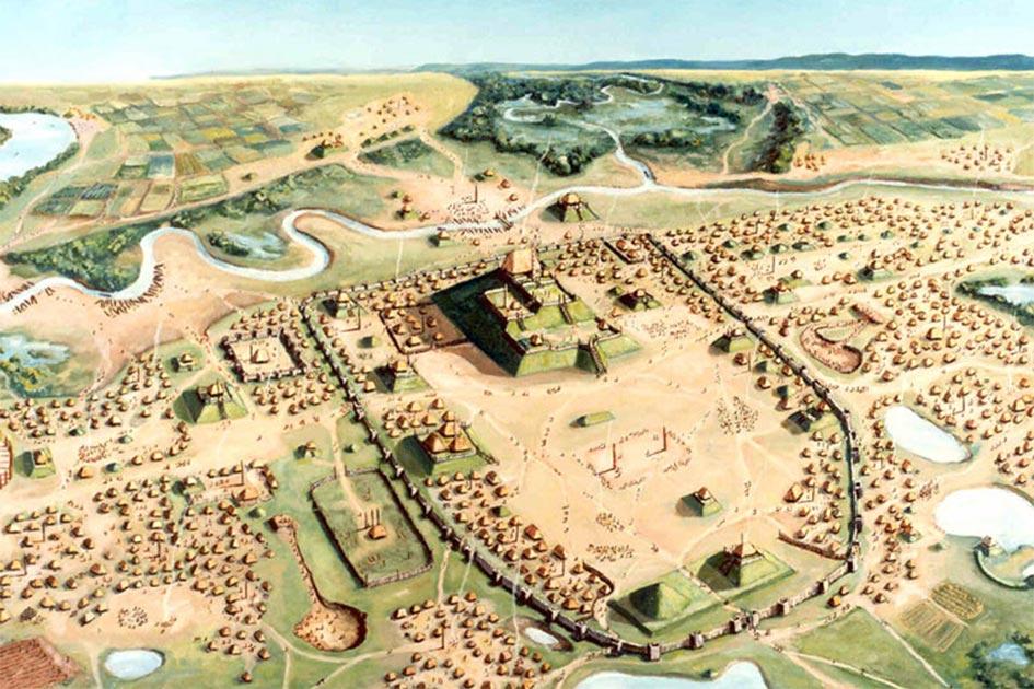 Los investigadores que estudian evidencia inusual de heces humanas antiguas han revelado una nueva historia a la metrópoli nativa americana de Cahokia y su civilización.