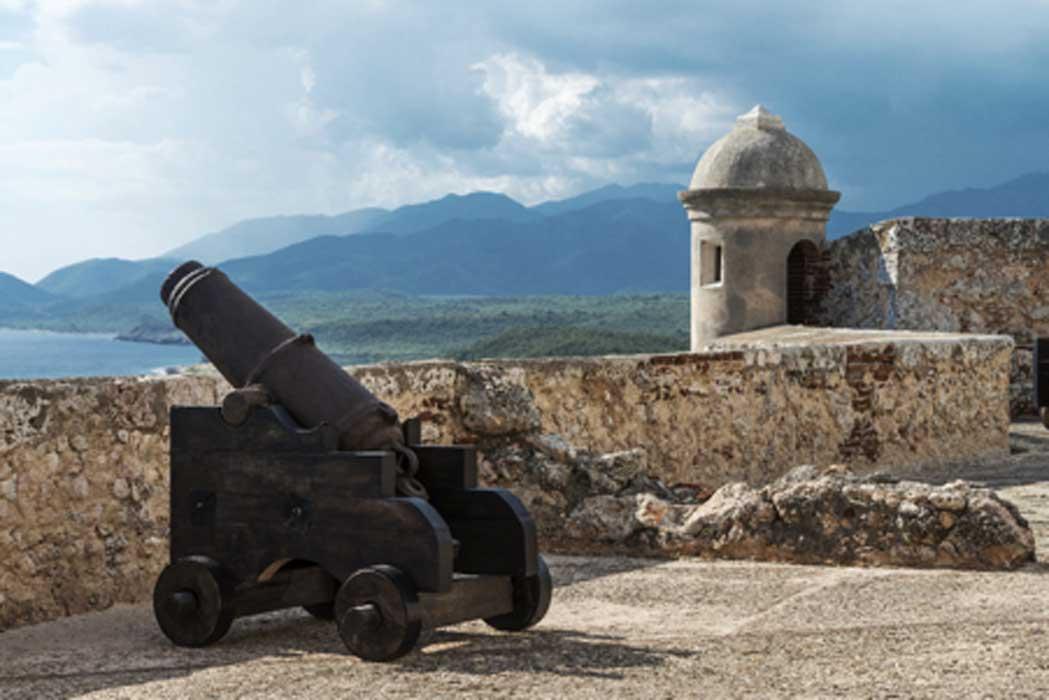 Castillo de San Pedro de la Roca Fuente: Foto de ccgocke / Adobe Stock