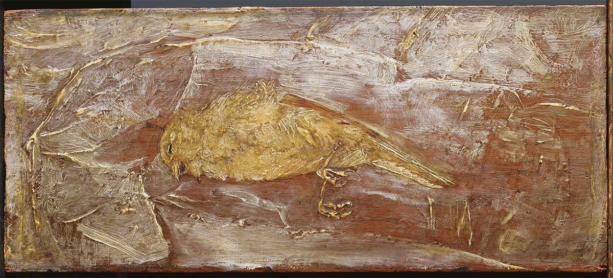 Dead Bird de Albert Pinkham Ryder.