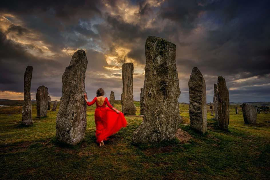 Callinish Stone Circle Fuente: swen_stroop/ Adobe Stock