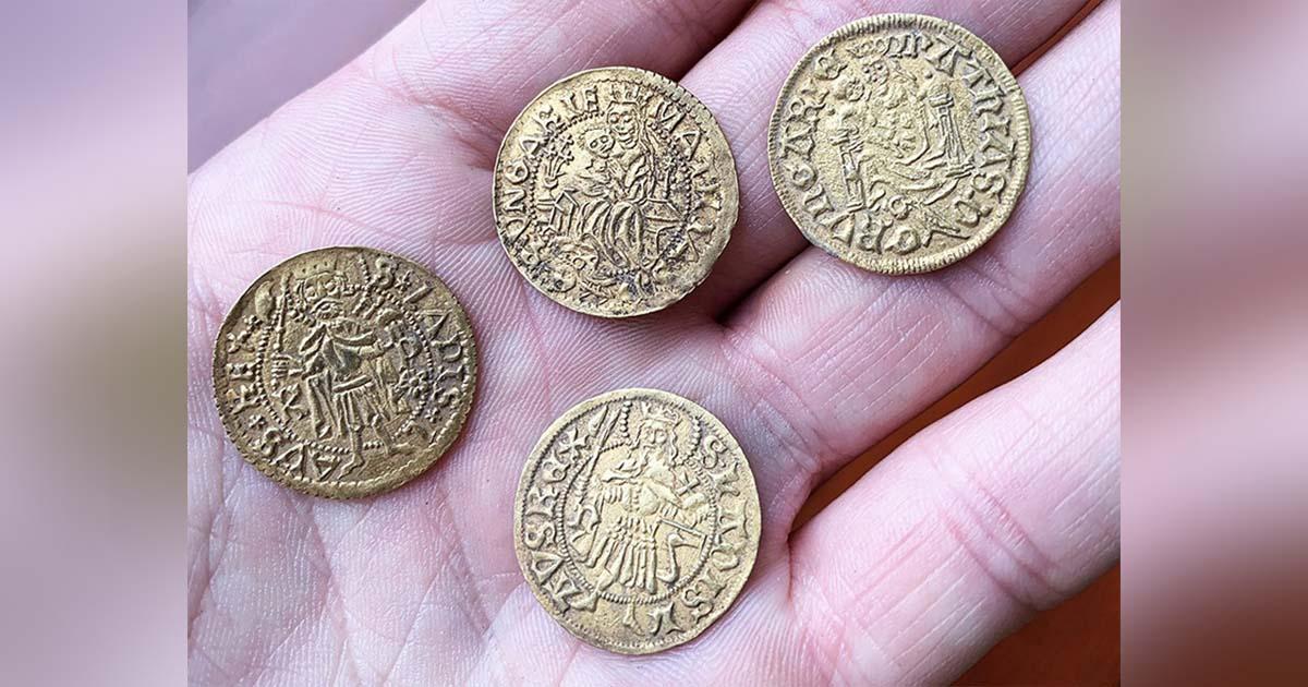 El descubrimiento de un enorme alijo de monedas en Hungría, incluidas cuatro monedas de oro, allana el camino para mirar la historia de la Batalla de Mohács, así como el sufrimiento y el trauma que causó.