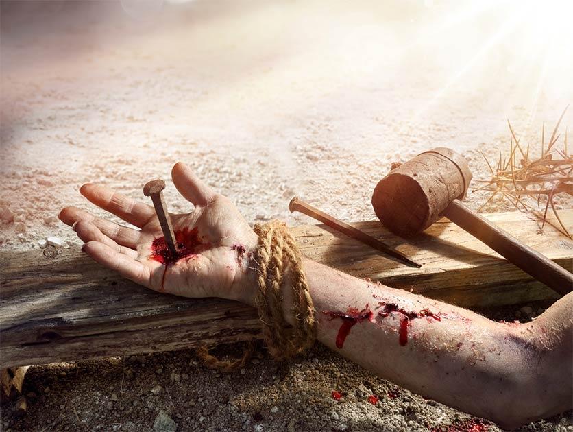 La crucifixión de Jesús es probablemente el evento central en el cristianismo y los clavos de crucifixión encontrados en la cueva de Caifás pueden haber sido los que se usaron para clavar a Jesús en la cruz.