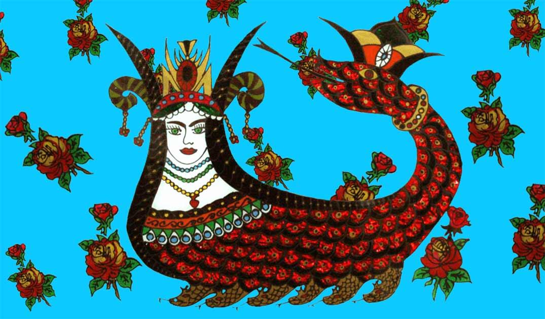 Shahmaran: La antigua dama serpiente persa