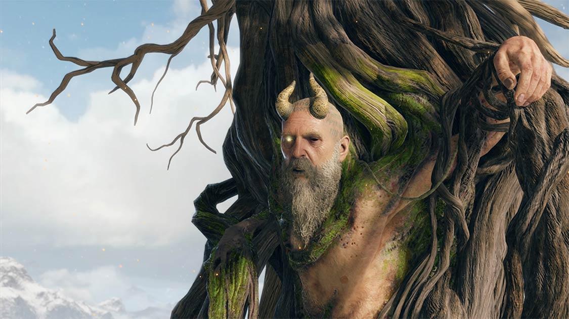 Mimir, el dios incorpóreo de la sabiduría, juega un papel fundamental en las historias de Odin y los dioses nórdicos.