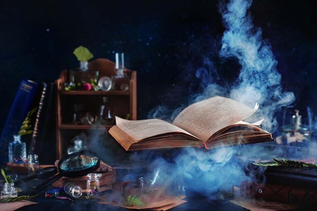 Se dice que el Libro Negro contiene todas las prácticas mágicas en oposición a lo divino.