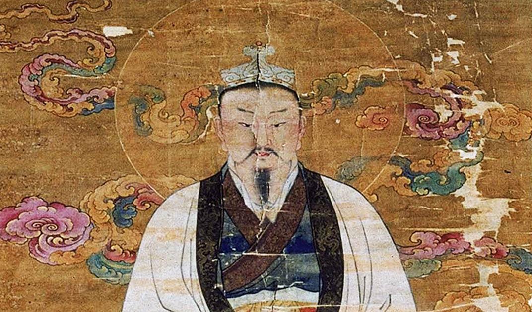 El Emperador de Jade: gobernante taoísta del cielo y burócrata celestial
