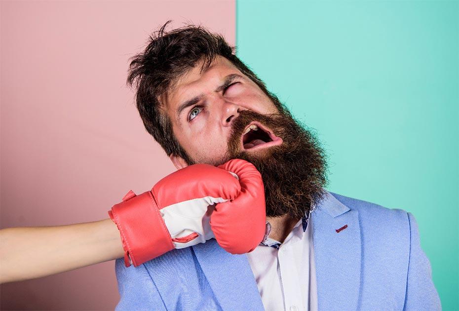 Los científicos han encontrado la razón evolutiva de las barbas. Fuente: be free / Adobe Stock