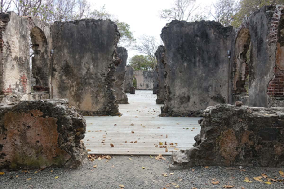 Batallas del Caribe: El Fuerte de Rodney – Construido Para Espiar a los Franceses