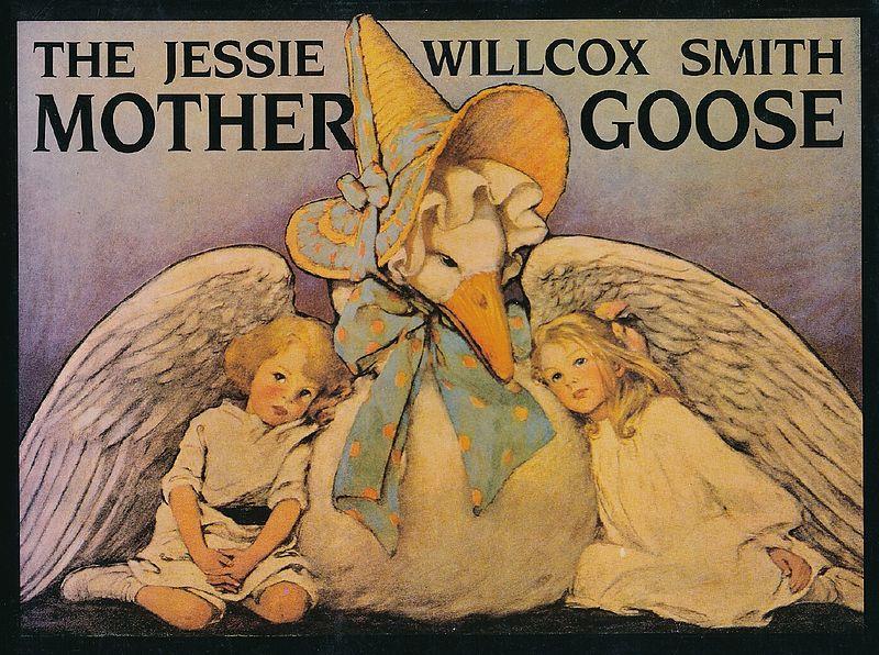 portada: La Mamá Oca de Jessie Willcox Smith (1914) (Wikimedia Commons)