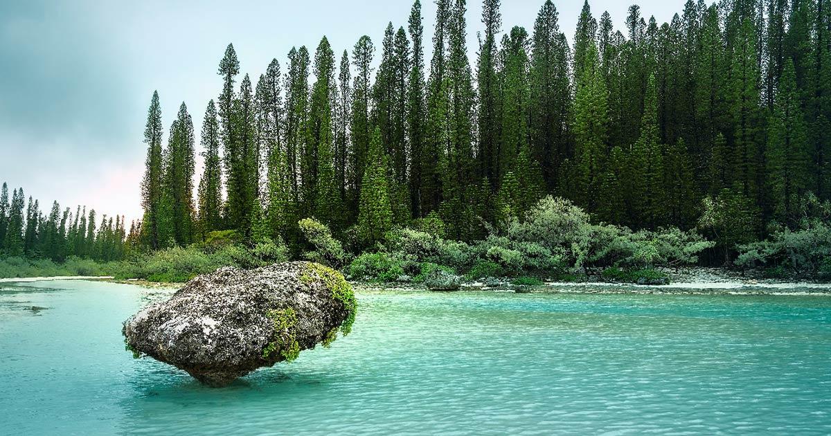 Los montículos de la Isla de Pinos han sido un misterio durante años.