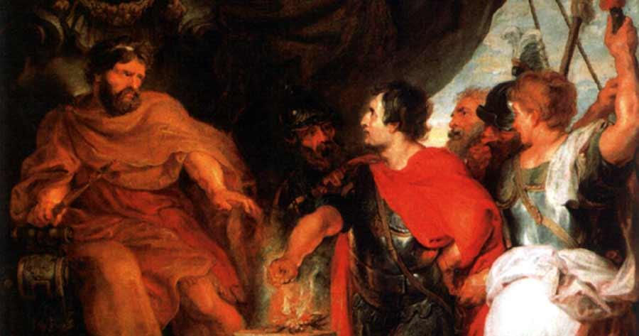 Lars Porsena: The Famous Etruscan Ruler Who Threatened Rome