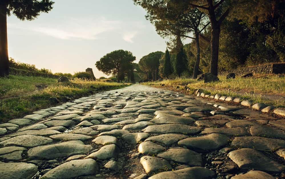 la antigua ciudad romana, con una extensión de más de 18 acres, fue descubierta por los constructores en Kent. Fuente: KMG / Fair Use.