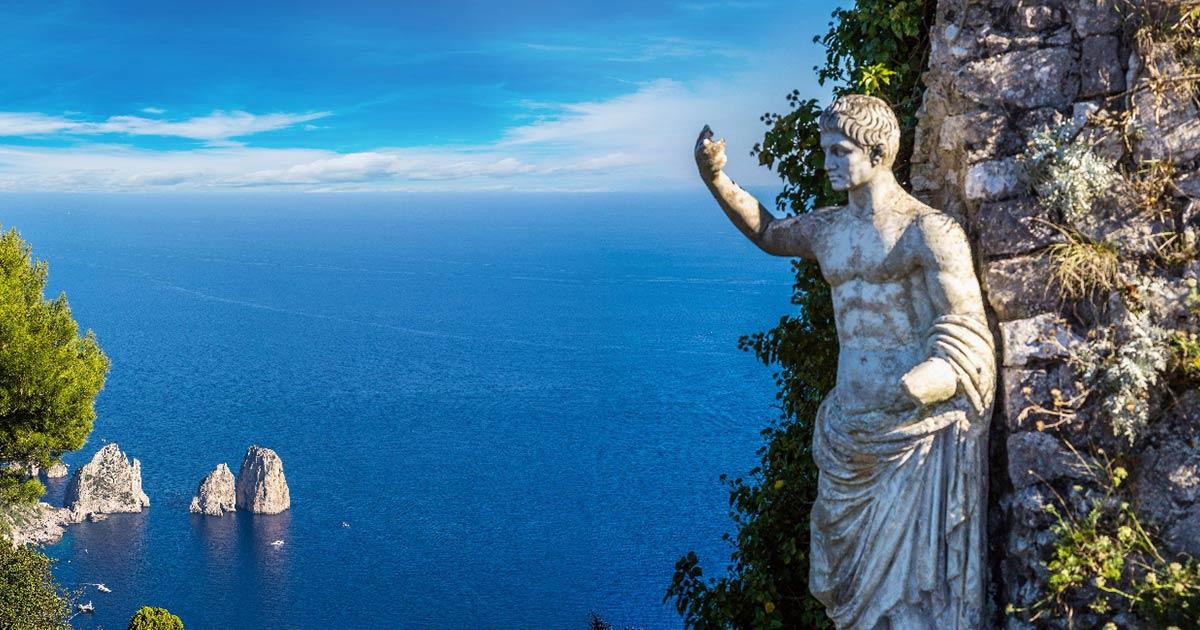 Mar Mediterráneo. Crédito: Sergii Figurnyi / Adobe Stock