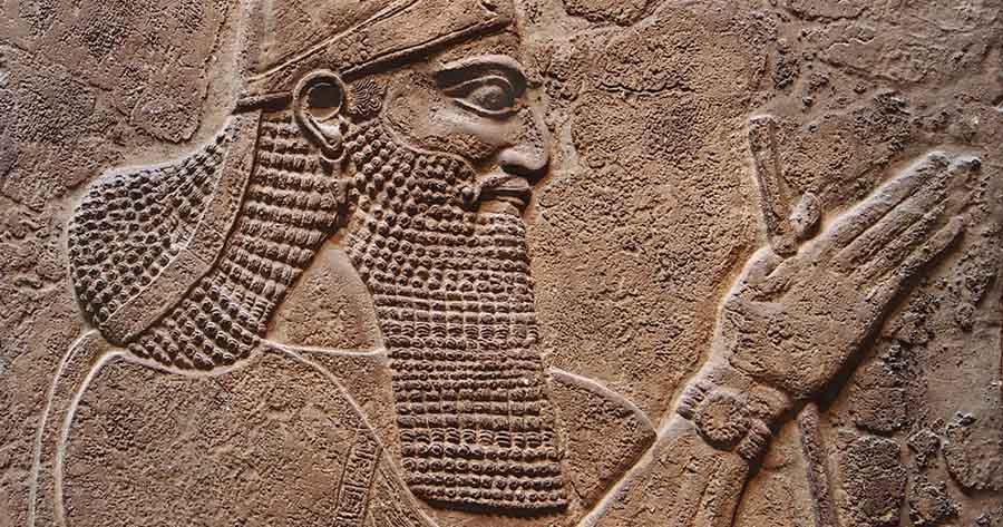 Dios asirio