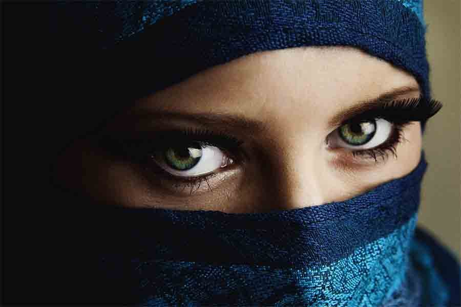 Princesa persa. Crédito: odnolko / Adobe Stock