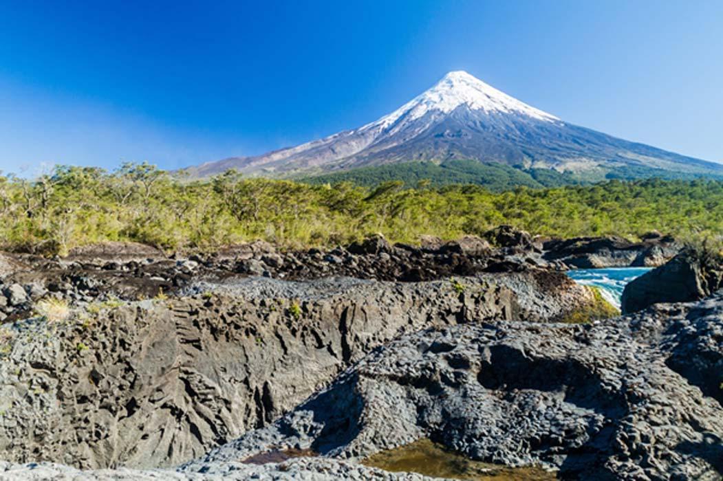 Región cercana a donde se descubrió la huella del Pleistoceno. Fuente: Matyas Rehak/ Adobe