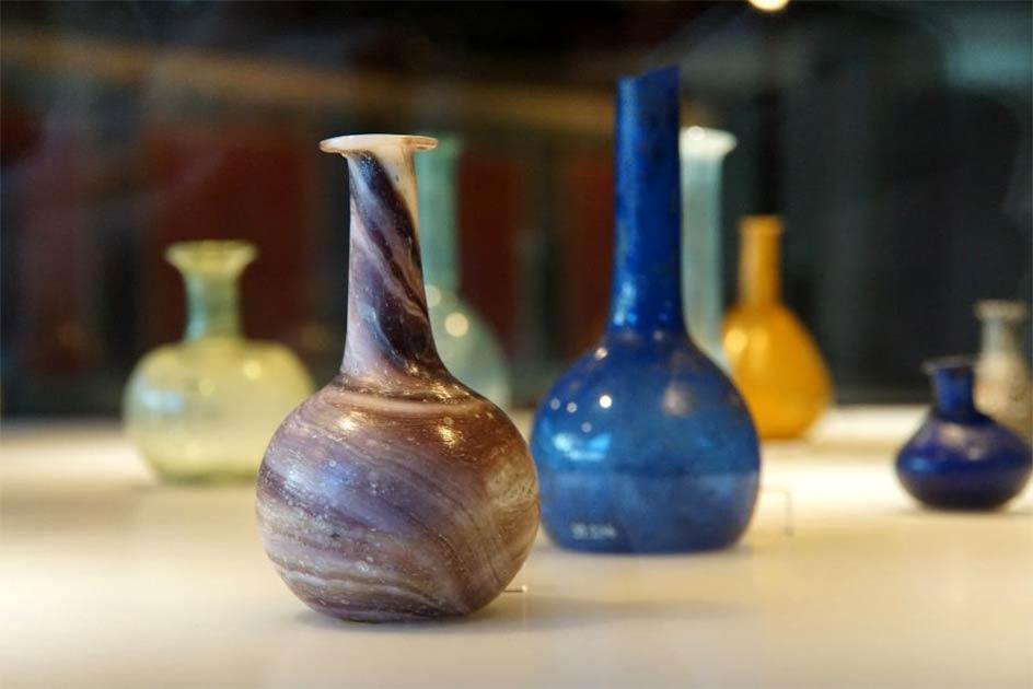 Los investigadores han resuelto el misterio de los orígenes del mejor vidrio romano.