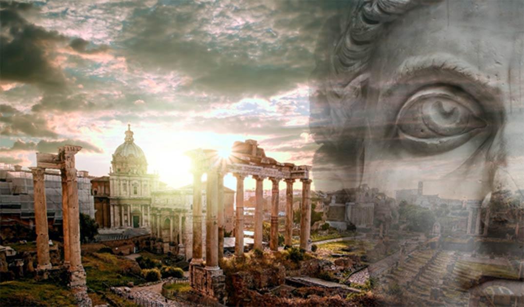¿Existió realmente Rómulo, el legendario primer rey de Roma? (neurobite / Adobe Stock) (samott / Adobe Stock)