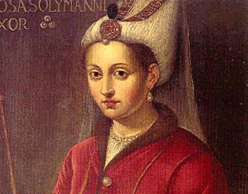 Hurrem Sultán, la alegre rosa de Solimán I y una poderosa mujer del Imperio Otomano