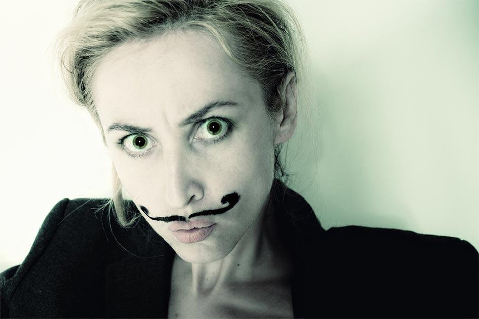 La afirmación de un psíquico de ser la hija de Salvador Dalí ha sido refutada. Fuente: korionov/ Adobe Stock.