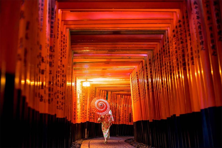 Santuarios Inari: Adoración de la deidad sintoísta más popular de Japón