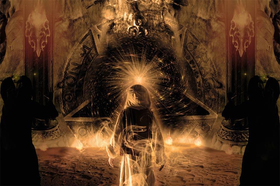 La sede del Templo Satánico se encuentra en Salem, Massachusetts. El controvertido grupo utiliza imágenes satánicas para promover el igualitarismo, la justicia social y la separación de la iglesia y el estado. Fuente: wimage72 / Adobe Stock
