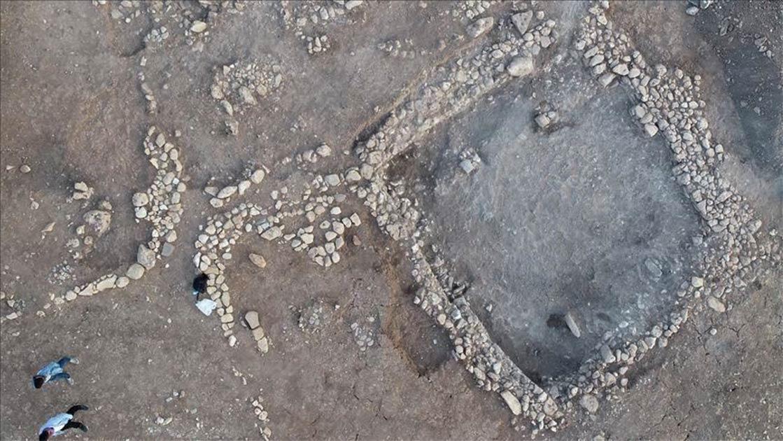 Tumbas de roca de la Edad de Piedra encontradas recientemente en el área de la Necrópolis de Kizilkoyun, no lejos de Göbekli Tepe