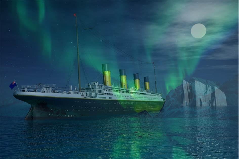 El hundimiento del Titanic involucró a un iceberg, pero ¿qué más salió mal?