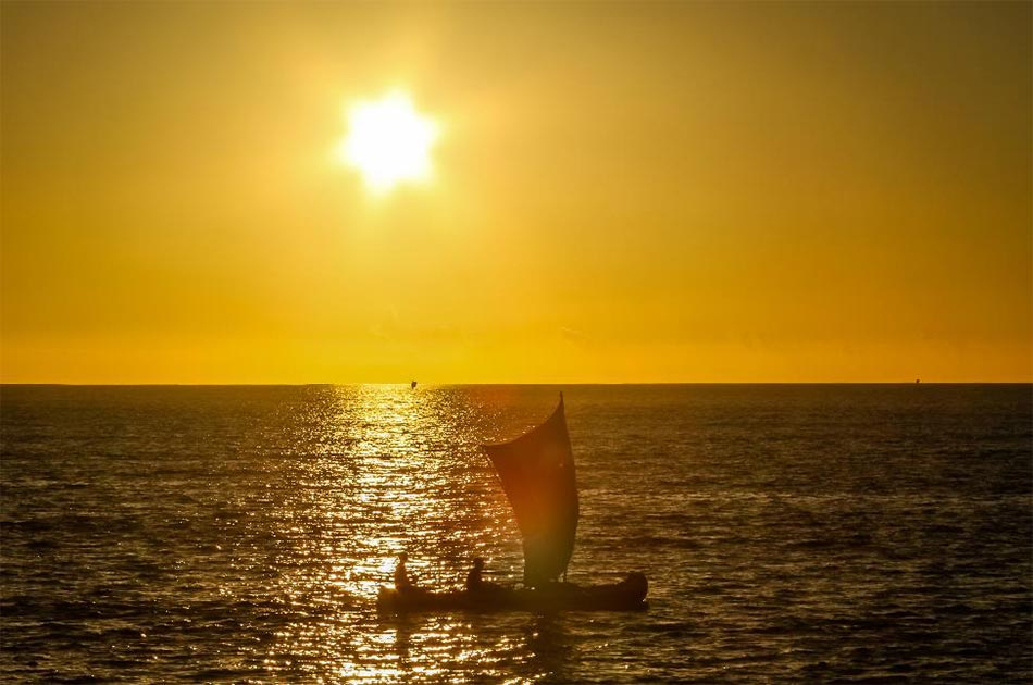 Representación de un antiguo viaje transoceánico. Fuente: pawopa3336 / Adobe Stock