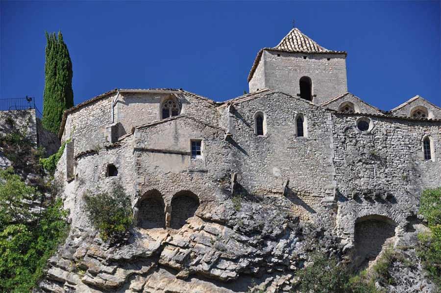 Ciudad medieval de Vaison-La-Romaine