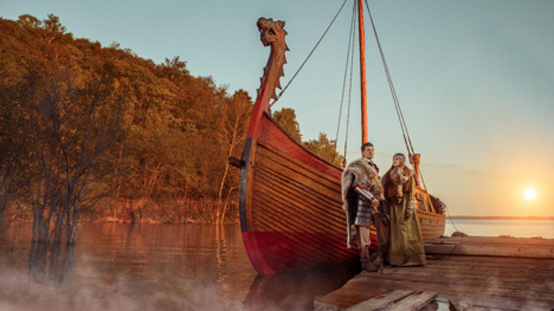 Exploradores vikingos Fuente: diter / Adobe Stock