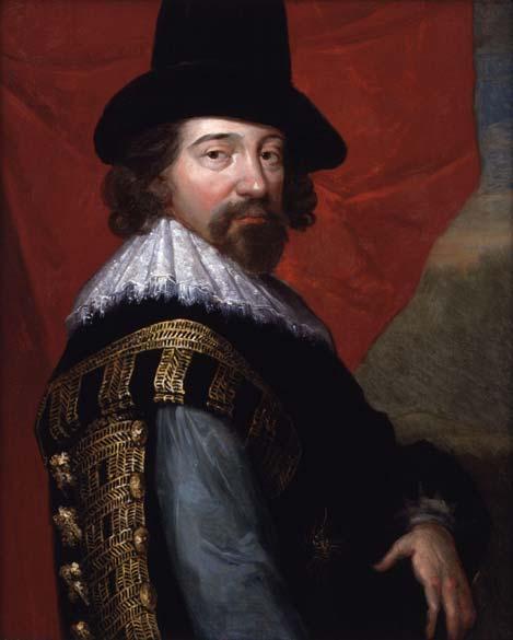 Francis Bacon. Wikimedia Commons