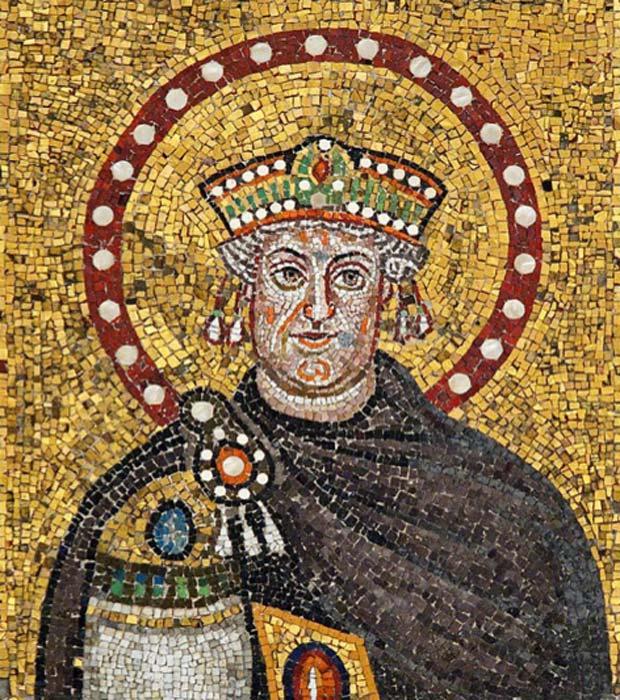 Teodorico el Grande, rey del Reino Ostrogótico. (Ввласенко / CC BY-SA 3.0)