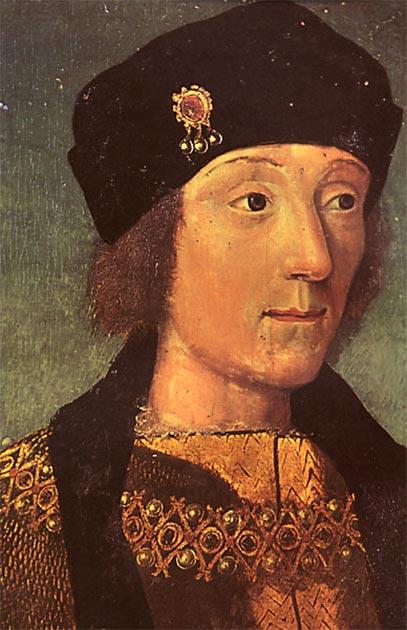 El joven Enrique VII (dominio público)