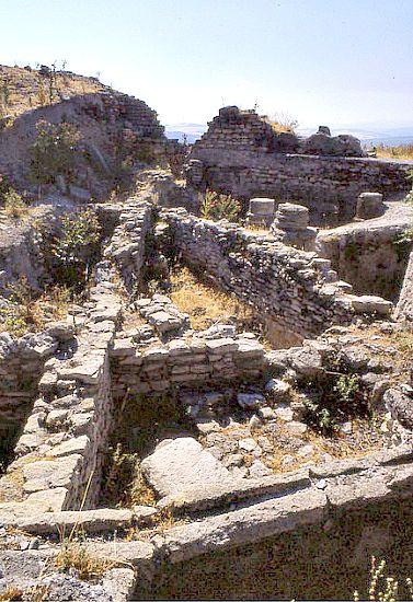 Ruinas del yacimiento arqueológico de Ategua (Flickr)