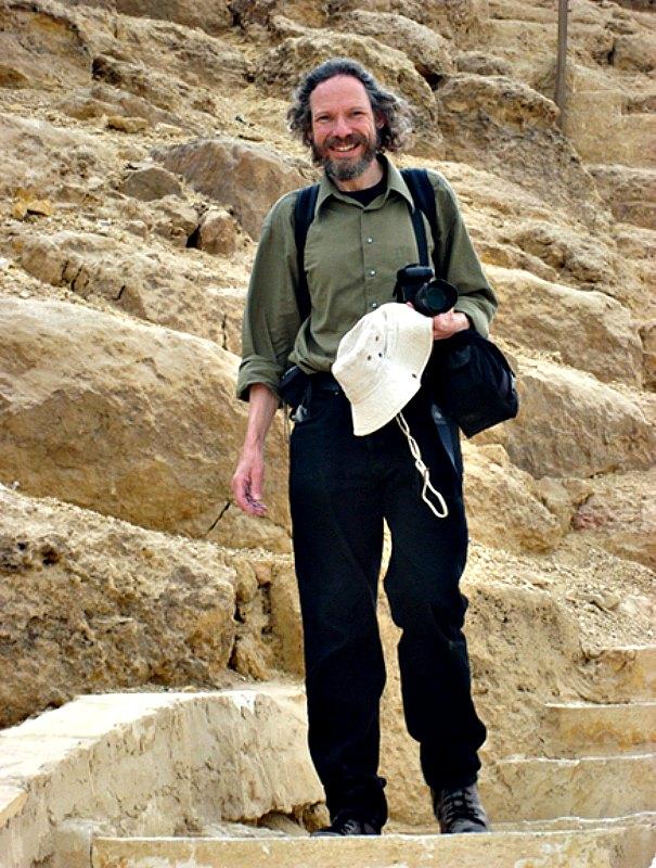 El Dr. Robert M. Schloch, a principios de 1990, sugirió que la Esfinge tenía miles de años más de lo que normalmente se cree y que se remontaría hasta un espacio de tiempo comprendido entre los 5.000 y 9.000 años antes de Cristo. (Pirouettewp/CC BY SA 4.0)