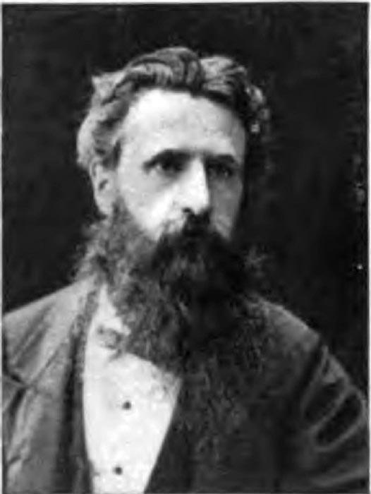 George Smith, pionero asiriólogo inglés (Dominio público)
