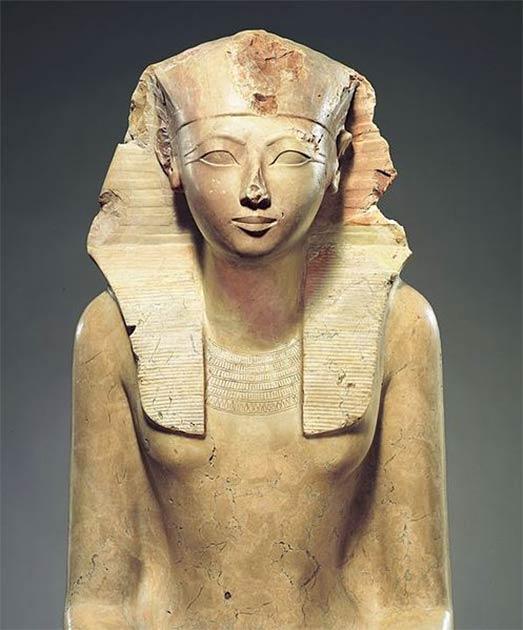 Estatua de la famosa gobernante, Hatshepsut. (CC0)