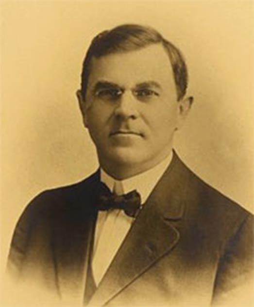 Charles Fey, desarrollador de la primera popular máquina tragamonedas de tres carretes (Video Game Historian)