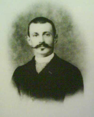 Jacques Jean Marie de Morgan, arqueólogo, ingeniero, geólogo y director de antigüedades en Egipto. (1892)
