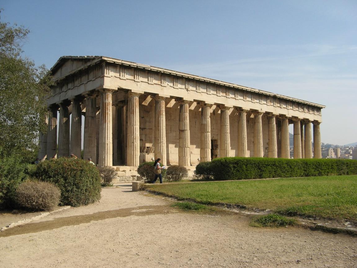 Templo-Hefestos-Atenas