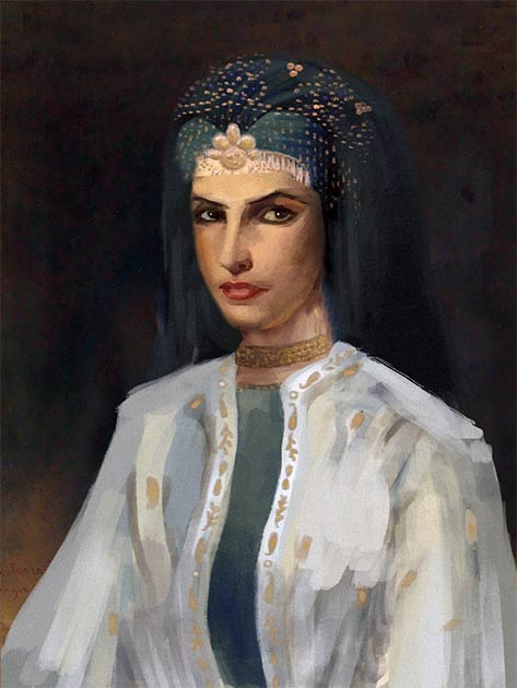 Sayyida al-Hurra: Este famoso pirata era una mujer a tener en cuenta. (Oxygene Tetouan / CC BY-SA 4.0)