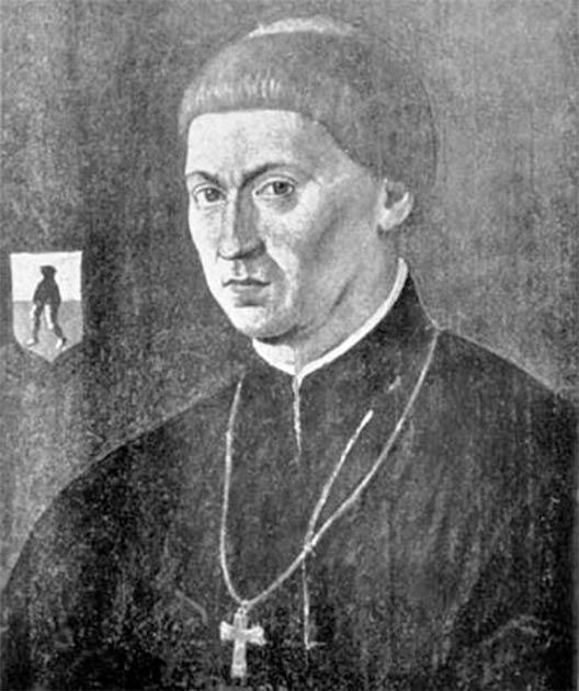 El tío de Nicolás Copérnico, Lucas Watzenrode, un funcionario de la Iglesia Católica, tomó a Nicolás y a sus hermanos bajo su tutela después de la muerte de su padre. (Dominio público)