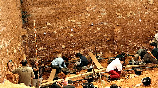Las campañas de excavación se llevan a cabo en verano durante mes y medio. (Flickr)
