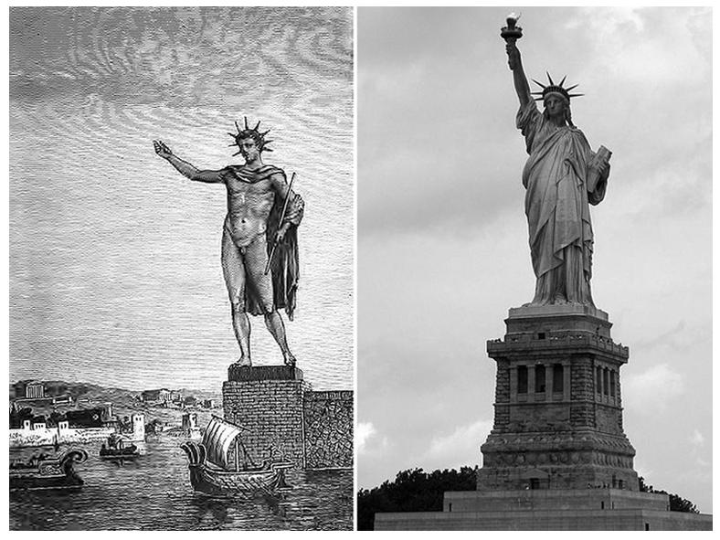 Coloso-de-Rodas-Estatua-de-la-Libertad