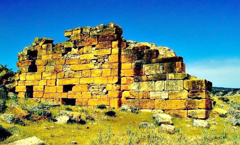 Ruinas de Trípolis, ciudad del antiguo reino de Frigia situada en lo que hoy es Turquía. (Mr. Arif Solak / CC BY 3.0)