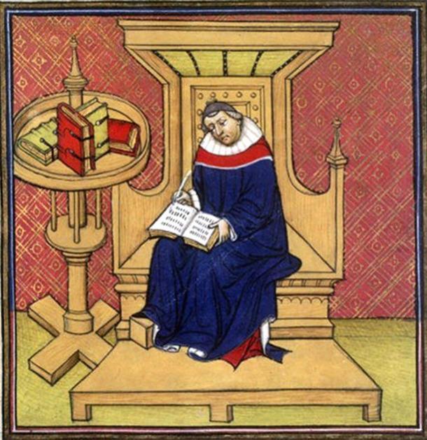 El libro De Amore de Capellanus es una de las obras literarias más singulares de la época medieval europea. (Dominio público)