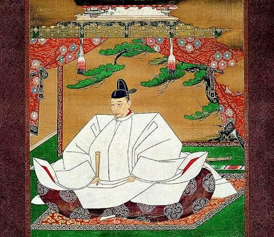 Retrato de Toyotomi Hideyoshi (Wikimedia Commons)