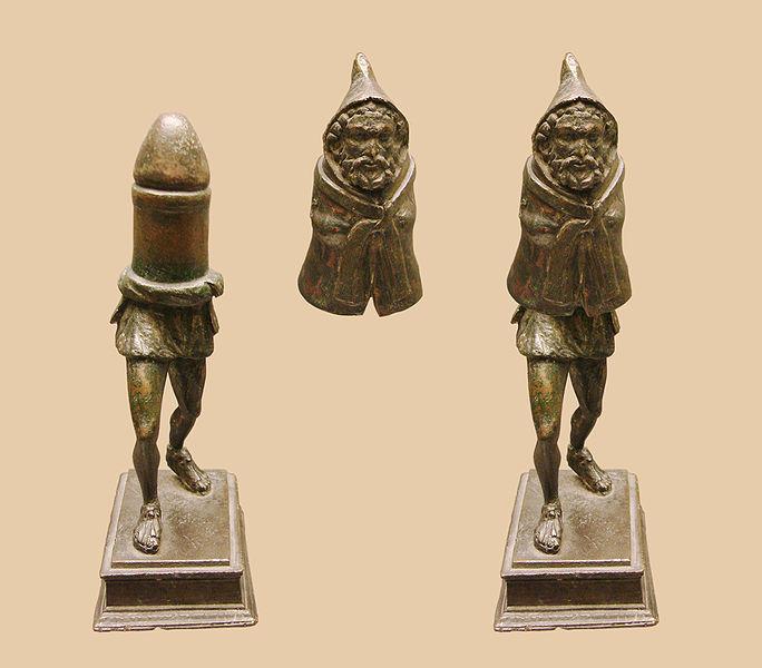 Estatuilla-Bronce-dos-piezas-Priapo-siglo-I-Picardia-Francia