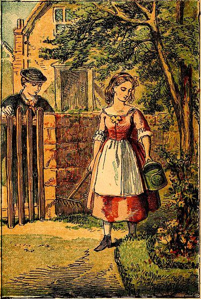 María, María, Muy al Contrario (1860) (Wikimedia Commons)